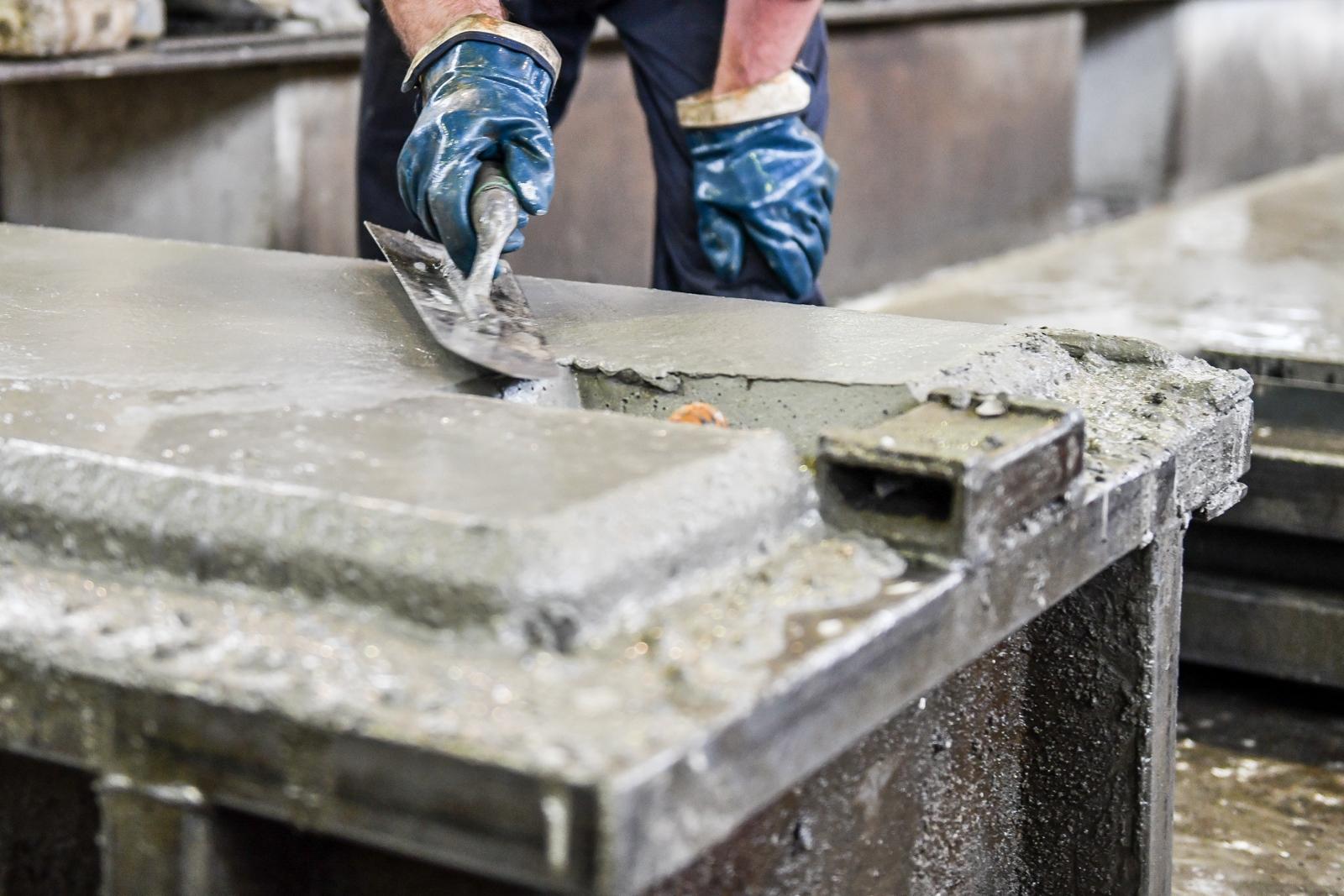 produzione zavorre, concrete prefabbricati aviano